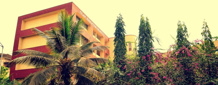 Vashi College Building